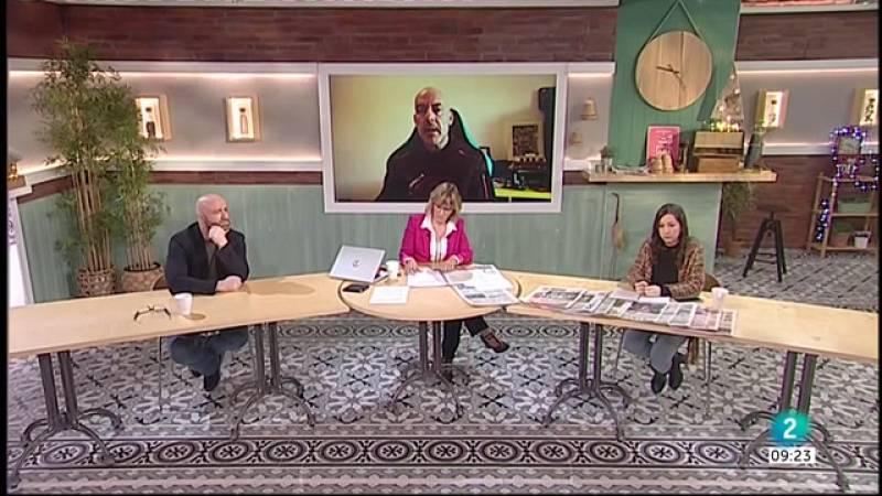 Eva Granados, Àlex Arenas i la Catalunya postpandèmia