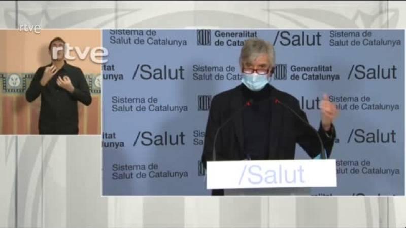 Josep Maria Argimon recorda que les mesures actuals són només per frenar els contagis, no per reduir-los