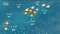 El temps a les Illes Balears - 04/01/21