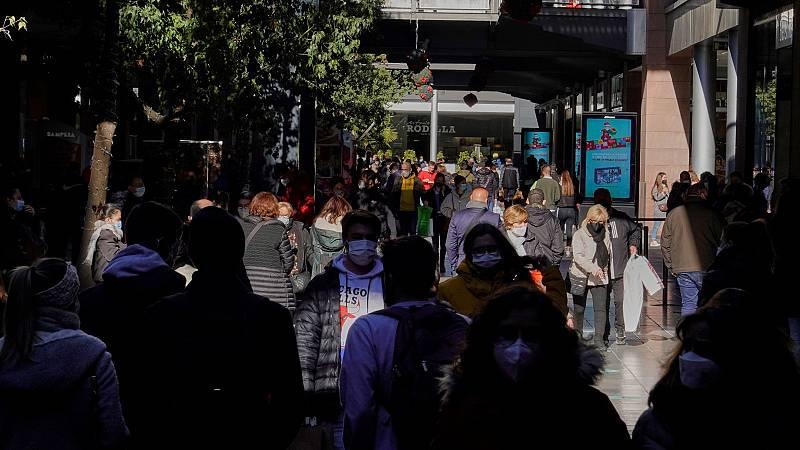Cataluña impone el confinamiento de todos los municipios durante diez días