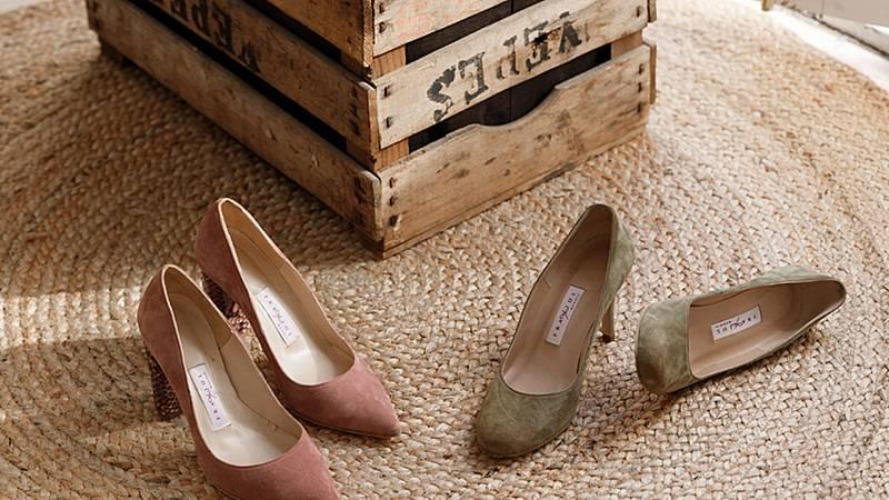 Así se fabrica un calzado artesano