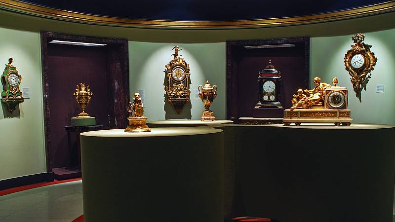 Museo reloj Grassy