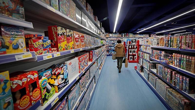 Las jugueterías confían sus ventas a los Reyes Magos