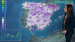 El tiempo en la Comunidad Valenciana - 05/01/21