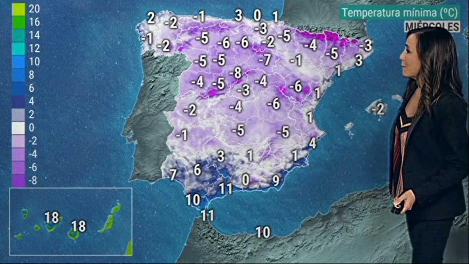 El tiempo en la Comunidad Valenciana - 05/01/21 - ver ahora