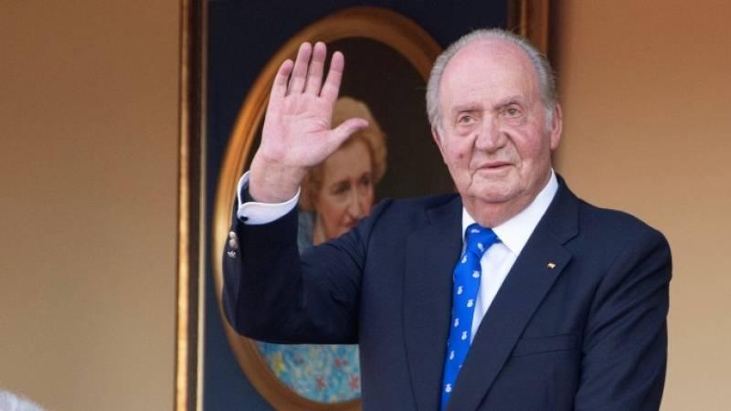 El rey emérito cumple 83 años lejos de casa y en plena polémica por su regularización fiscal