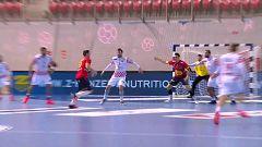 Balonmano - EHF Cup. Selecciones masculinas: Croacia - España