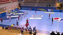 España cae ante Croacia en la cuarta jornada de la EHF Euro Cup