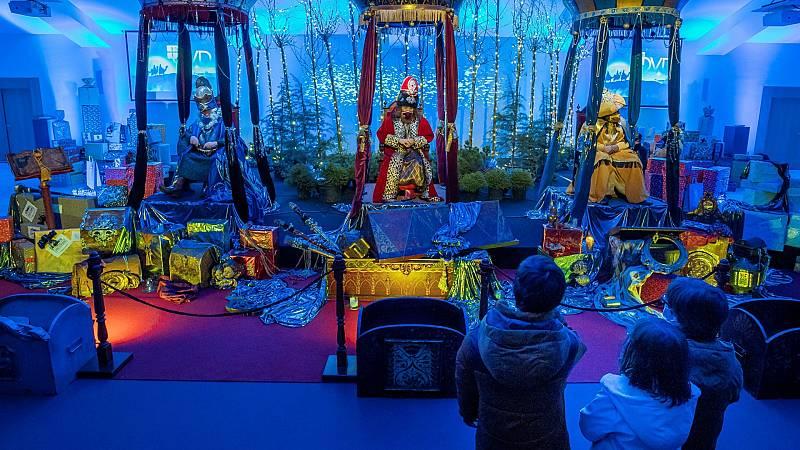 Los Reyes Magos repartirán los regalos en una noche mágica marcada por la pandemia