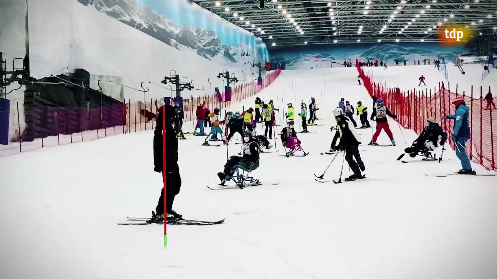Esquí - Campeonato de España de esquí adaptado - ver ahora