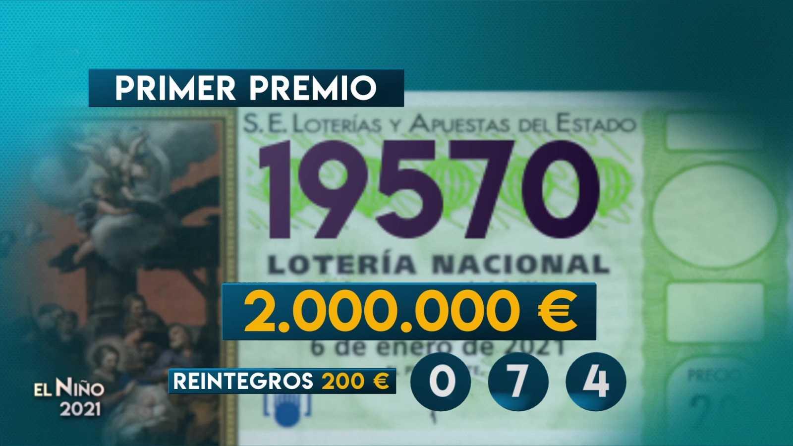 Lotería del Niño 2021 - ver ahora