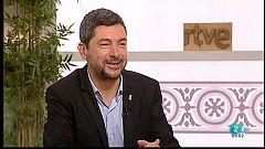 """Joan Canadell: """"Ja es veurà qui hi ha al capdavant d'ERC si hi ha Govern"""""""