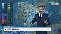 El Tiempo en Extremadura - 07/01/2021