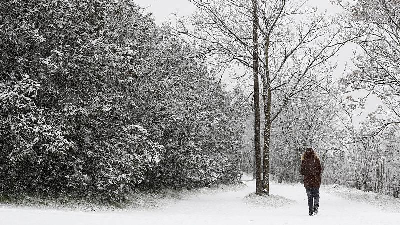 Vivir en la calle con temperaturas bajo cero