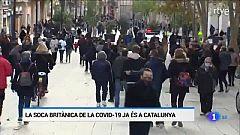 Detectat el primer cas de la soca britànica a Catalunya