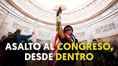 Así fue el asalto al Capitolio: una violenta protesta convertida en asedio