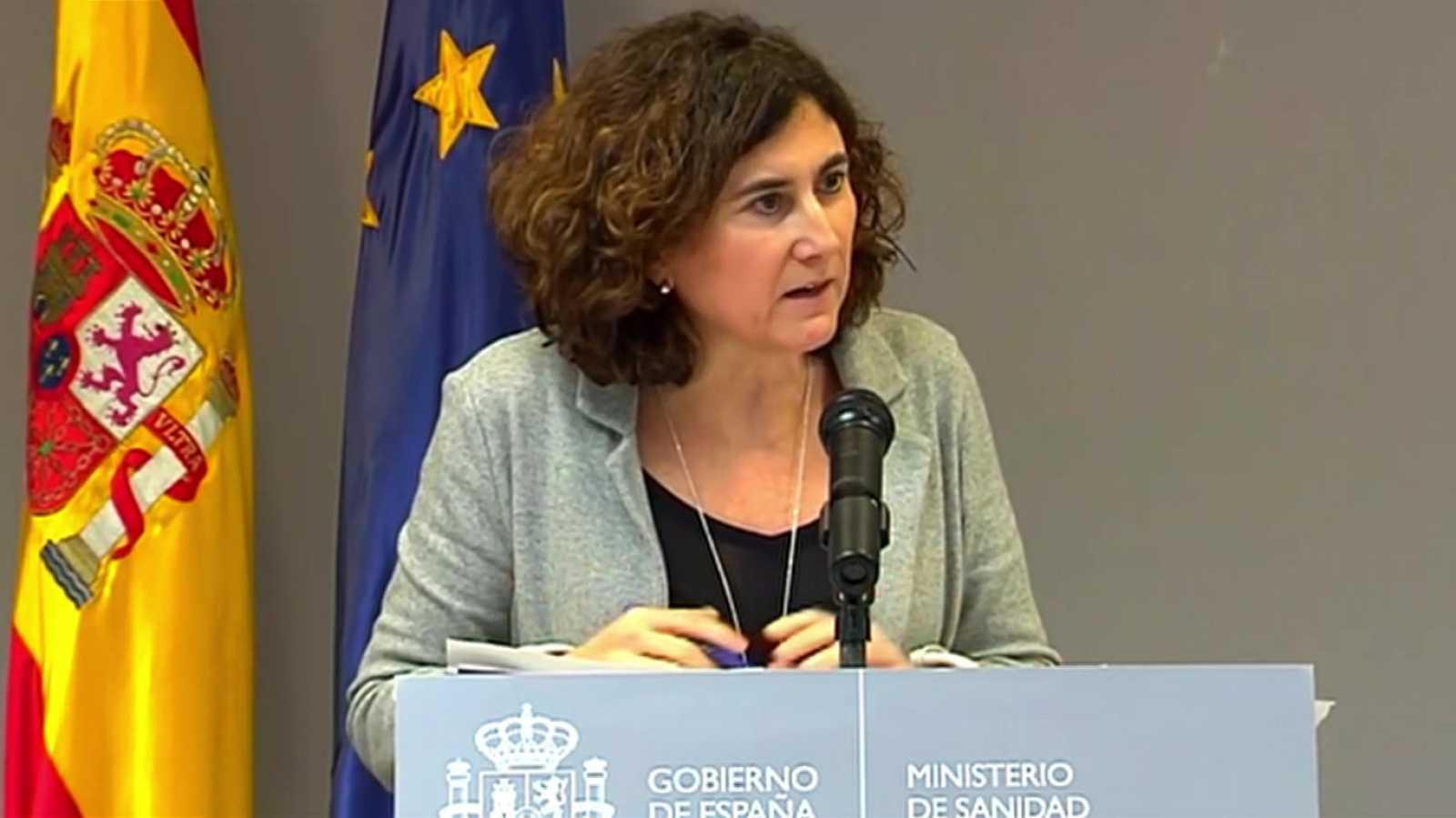 Especial informativo - Comparecencia de María José Sierra, del. Centro de Coordinación de Alertas y Emergencias sanitarias - 07/01/21 - ver ahora