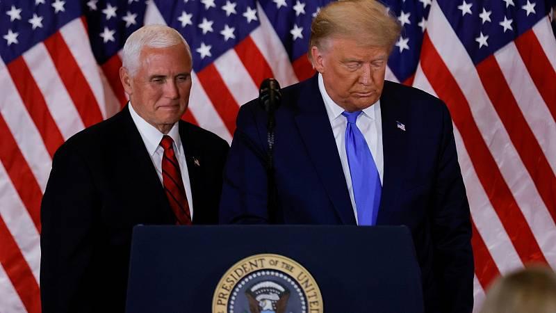 El papel de Trump en el asalto al Capitolio
