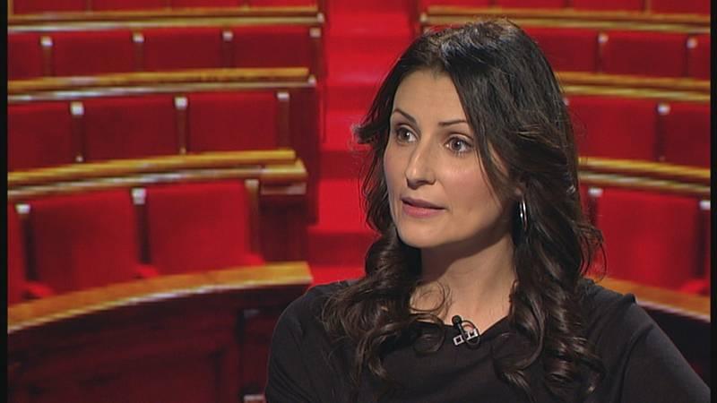 Lluís Falgàs entrevista Lorena Roldán, número 2 de la llista del Partit Popular de Catalunya per Barcelona