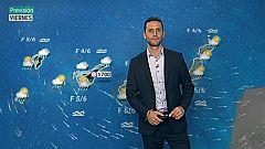 El tiempo en Canarias - 08/01/2021