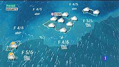 El temps a les Illes Balears - 08/01/21