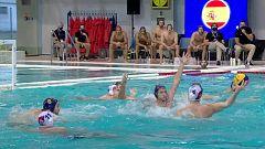 Waterpolo - Clasificación Liga Mundial: Serbia - España
