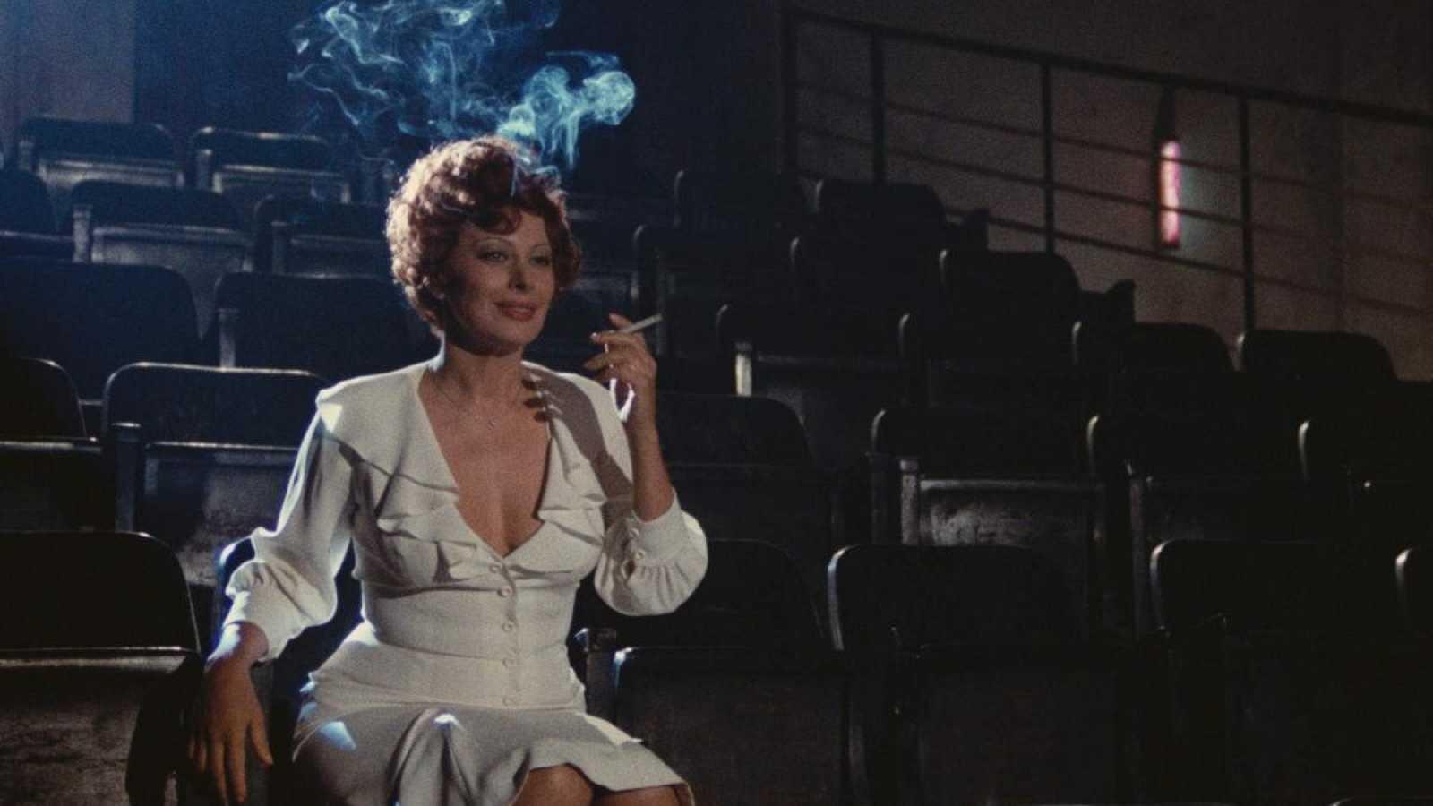 La secuencia de Pedro Casablanc: 'Amarcord', de Fellini