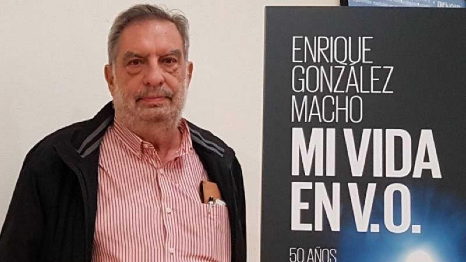 Enrique González Macho publica sus memorias