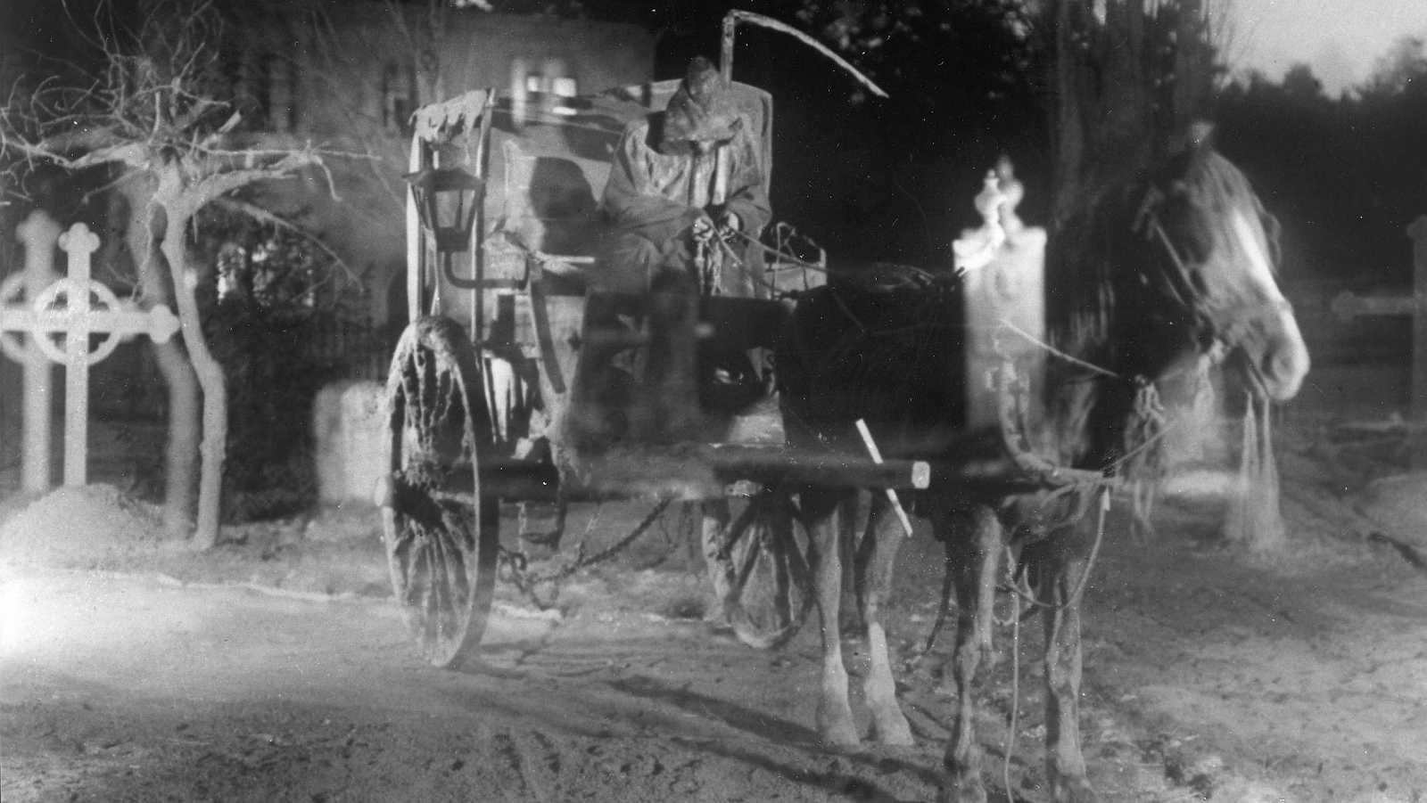 Centenario de 'La carreta fantasma' (1921-2021)