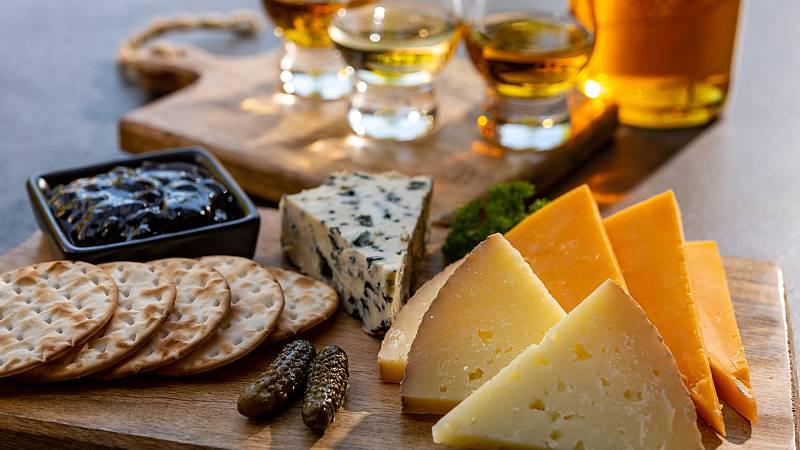 Aquí La Tierra - Un queso como Gamoneu