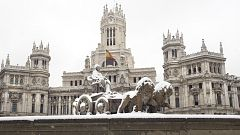 España Directo - Madrid se viste de blanco