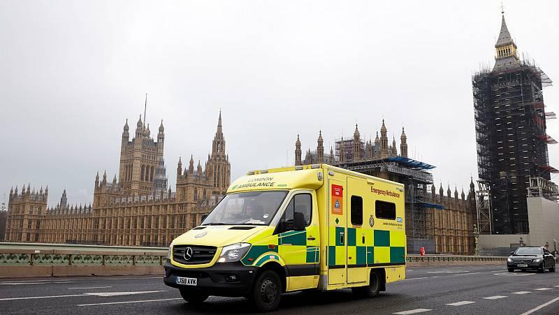 "Londres, ""emergencia grave"" por COVID-19"