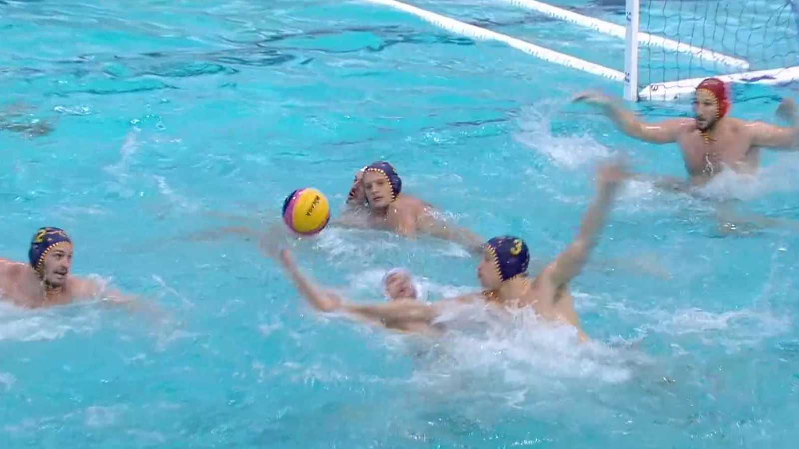 Waterpolo - Clasificación Liga Mundial. Semifinal: Grecia - España - ver ahora