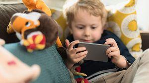 Generación pantallas, ¿una generación enferma?