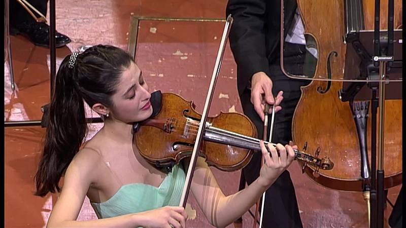 Los conciertos de La 2 - XXI Ciclo Jóvenes Músicos nº 1 Orquesta Sinfónica RTVE (parte 2) - ver ahora