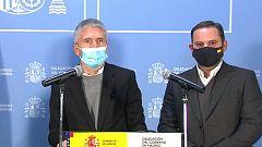 """Especial informativo - Comparecencia por la situación creada por el temporal """"Filomena"""" - 10/01/11"""