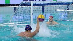 Waterpolo - Clasificación Liga Mundial: Italia - España