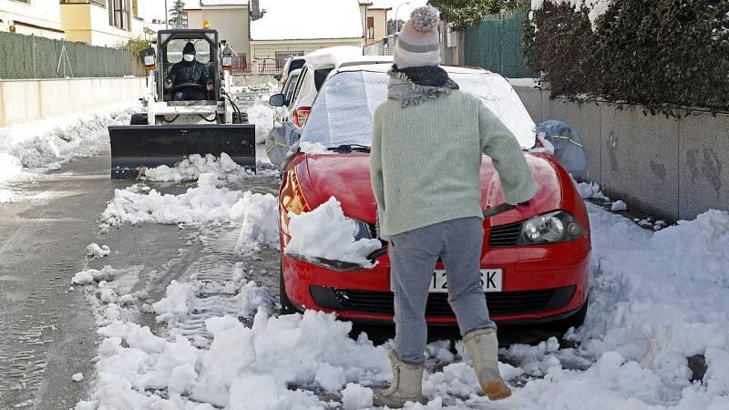"""Alejandro Izuzquiza, del Consorcio de Compensación de Seguros: """"La nieve no es un riesgo extraordinario"""""""
