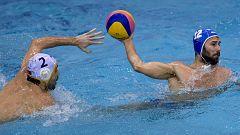 Waterpolo - Clasificación Liga Mundial. Final: Montenegro - Grecia