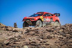 Rallye Dakar 2021 - Resumen Etapa 7