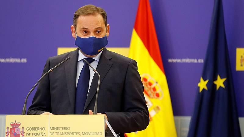 """Ábalos no descarta declarar Madrid zona catastrófica, aunque matiza que primero """"hay que evaluar los daños"""""""