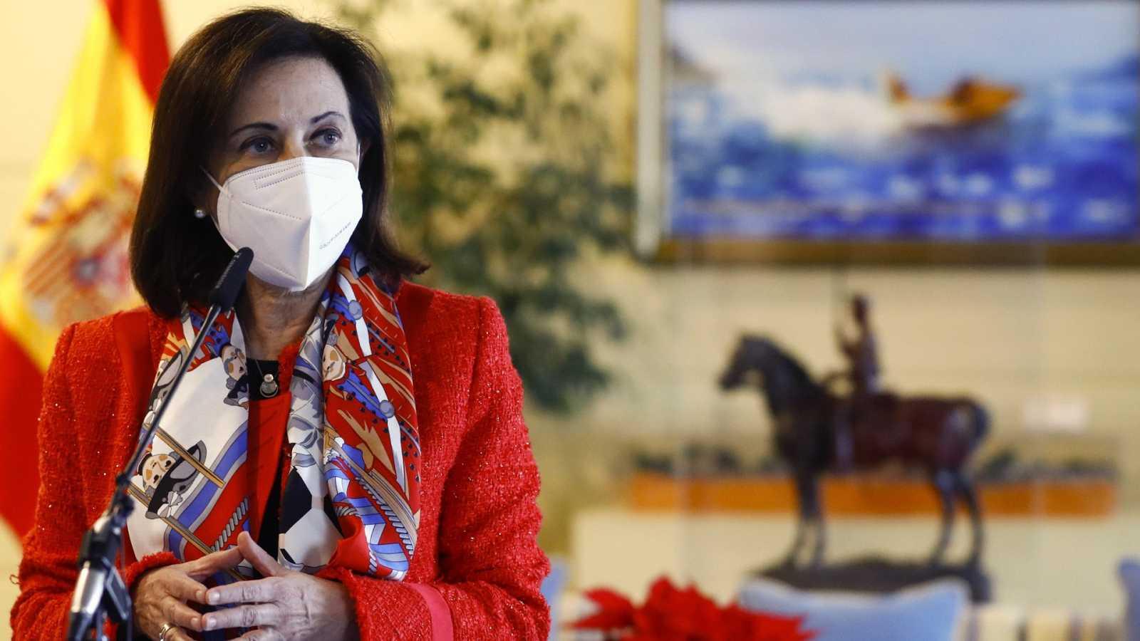 """Robles lamenta que el PP haya intentado """"sacar rédito político"""" del temporal y pide unidad a las administraciones"""