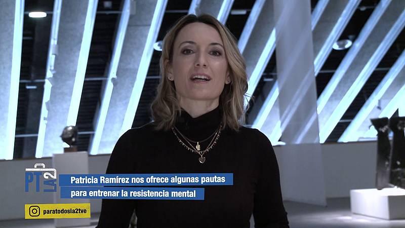 Entrenar la resistencia mental con Patricia Ramírez