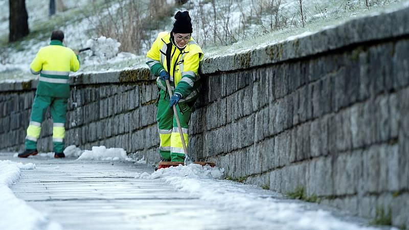 Castilla y León anota la mínima más baja de España con 18 grados bajo cero