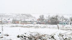 La Cañada Real,101 días sin luz y viviendo una ola de frío histórica