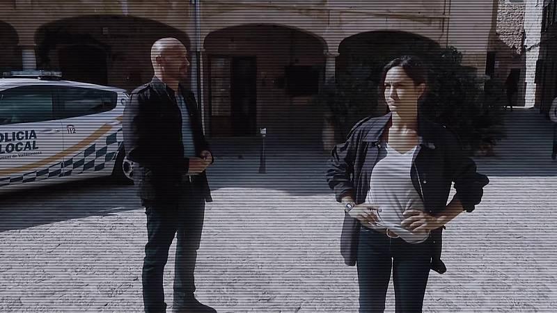 La caza. Tramuntana - Sara y Víctor hacen una reconstrucción del asesinato de Bernat