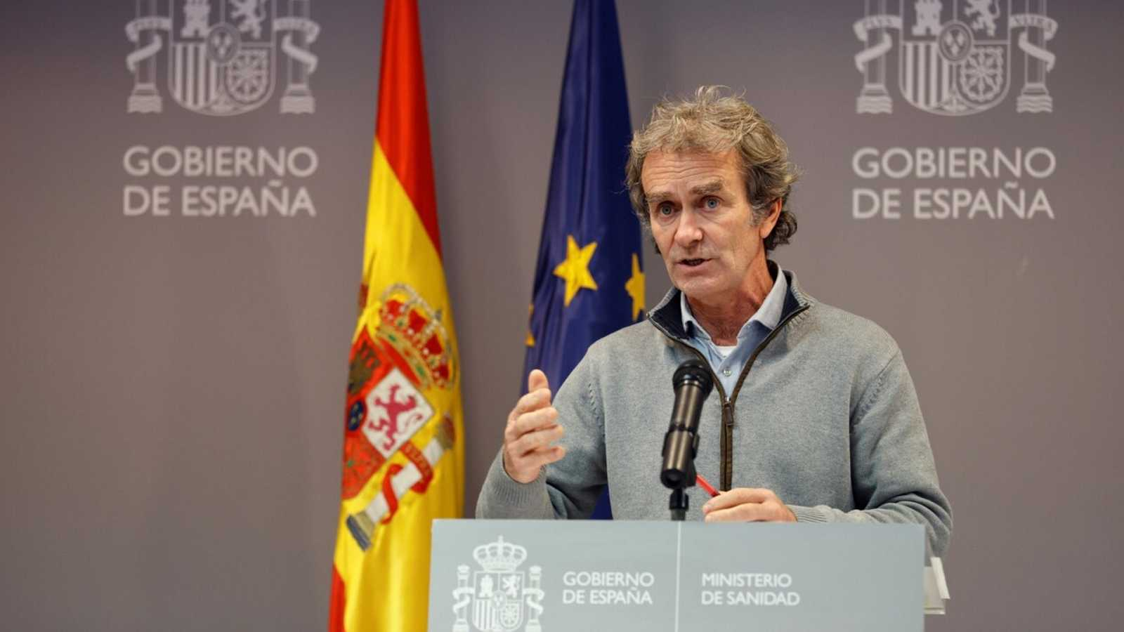 Especial informativo - Coronavirus. Comparecencia de Fernando Simón - 11/01/21 - ver ahora
