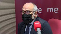 El Consejero de Sanidad confía en superar la pandemia en este año.