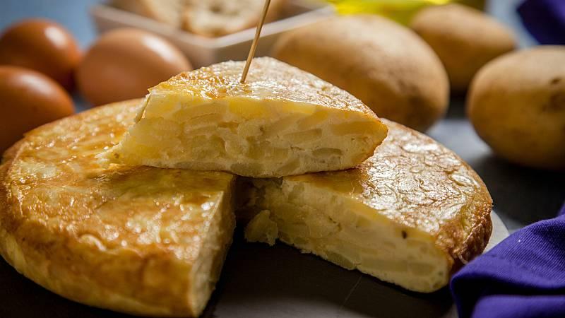 Aquí La Tierra - Una tortilla de patatas, sin patatas