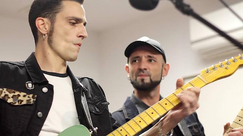 Backline - Desvariados, rock callejero - Ver ahora